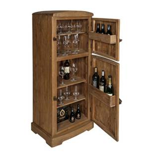 Bar cupboards