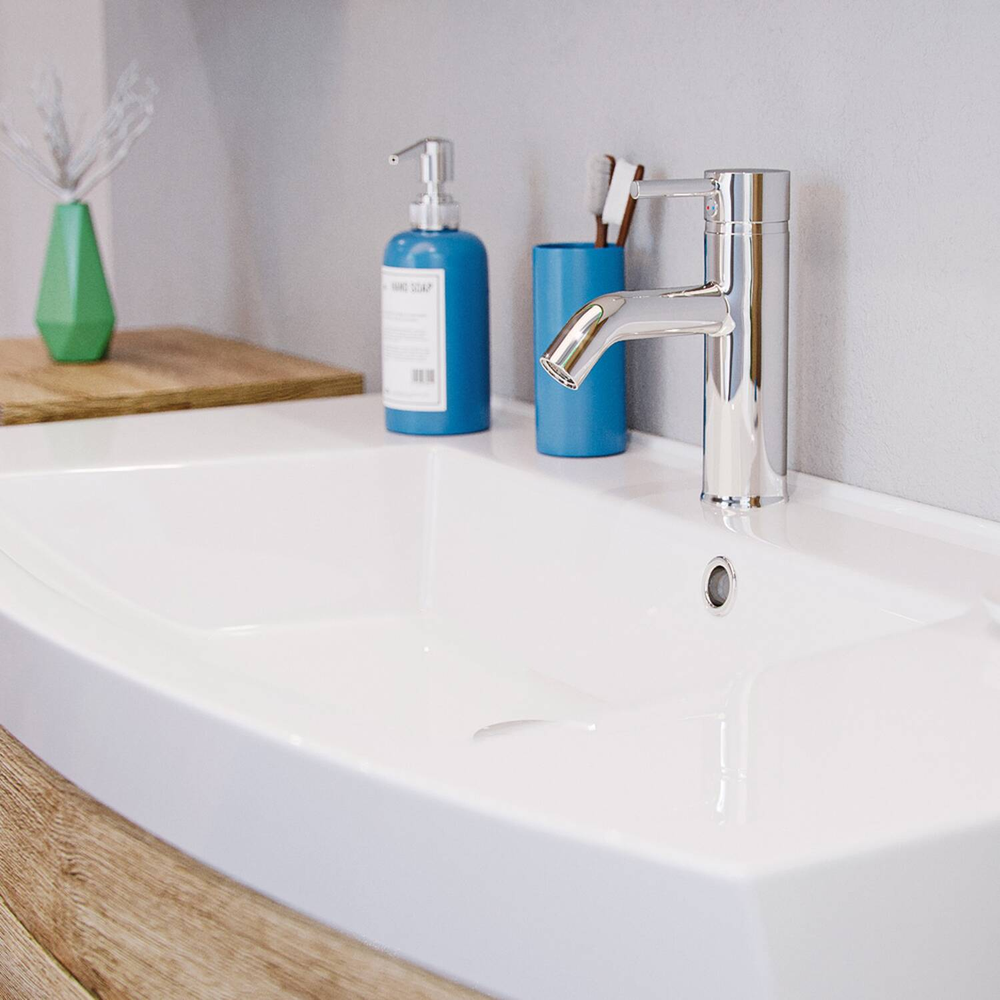 badm bel waschplatz set rimao 02 eiche sonoma 8. Black Bedroom Furniture Sets. Home Design Ideas