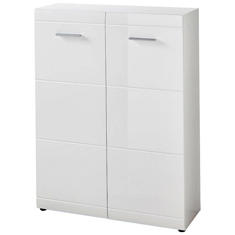 garderoben set danaro 01 hochglanz wei 4 teil. Black Bedroom Furniture Sets. Home Design Ideas