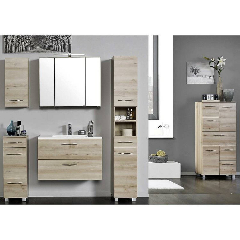 hochschrank bergamo 03 buche iconic nb b x h x t c. Black Bedroom Furniture Sets. Home Design Ideas