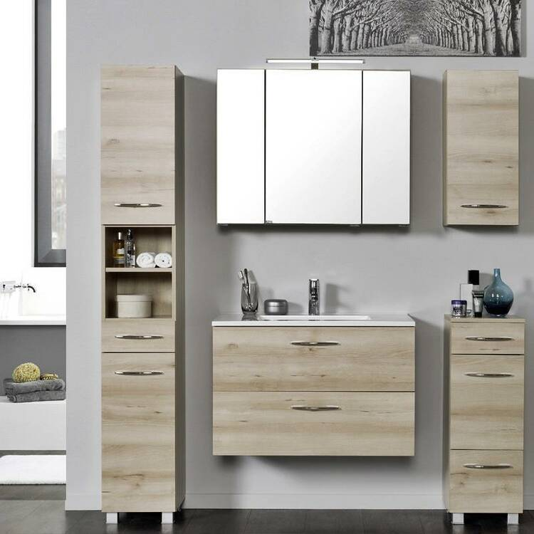 badm bel set bergamo 03 buche iconic nb b x h x t. Black Bedroom Furniture Sets. Home Design Ideas