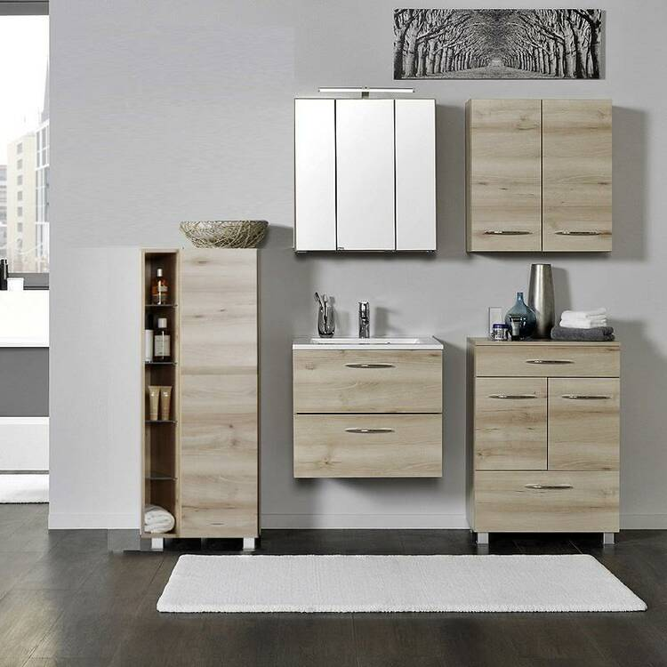 badm bel set bergamo 03 5 teilig buche iconic nb. Black Bedroom Furniture Sets. Home Design Ideas