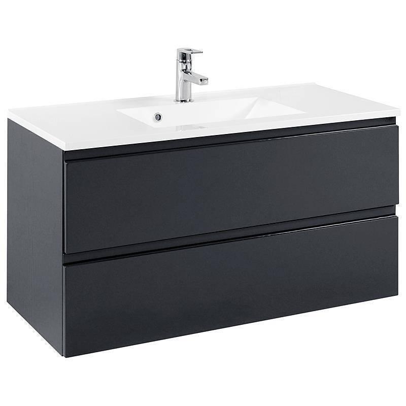 badm bel set como 03 4 teilig 2 hochschr. Black Bedroom Furniture Sets. Home Design Ideas