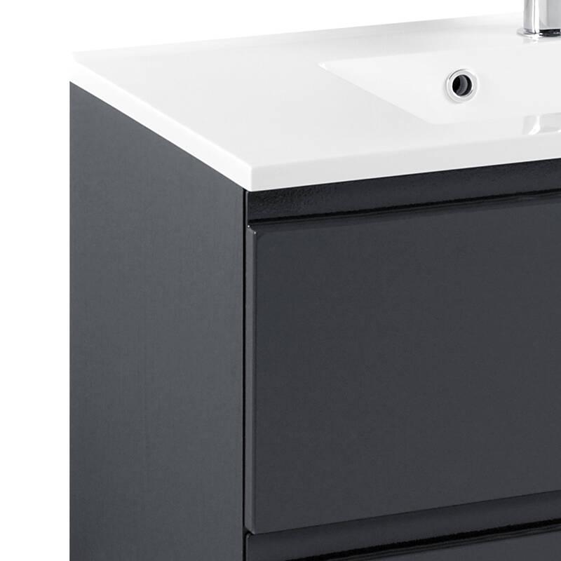 badm bel set como 03 5 teilig inkl midischrank. Black Bedroom Furniture Sets. Home Design Ideas