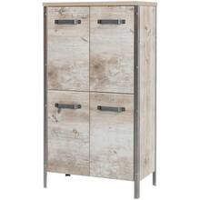 Highboard WUHAN-04 Findus formwork, WxHxD: approx....