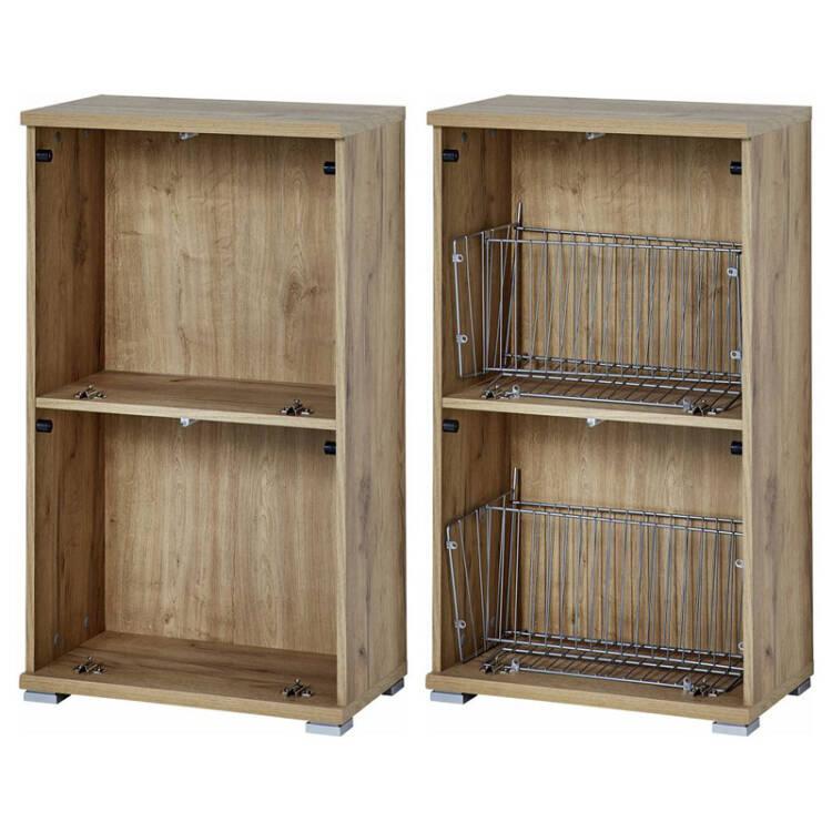 Schuhschrank Garderoben Set In Matt Weiß B X H X T Ca 83 X