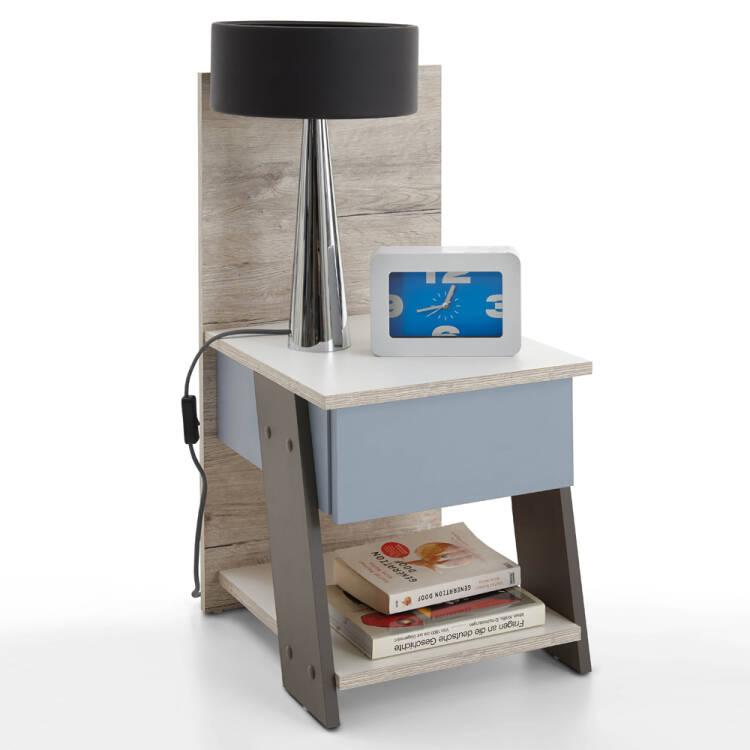 jugendzimmer set mit schreibtisch 3 teilig leeds 10 i. Black Bedroom Furniture Sets. Home Design Ideas