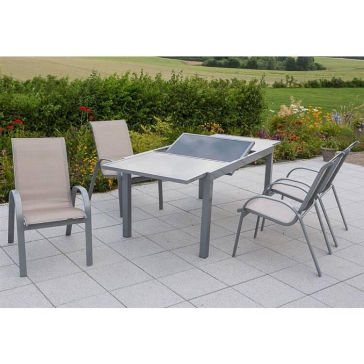 Frühstück im Garten mit einem tollen Gartenmöbel Set - lomado ...