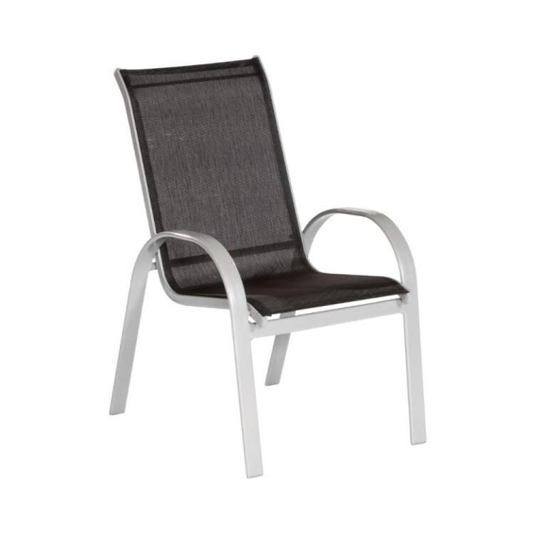 Gartenmobel Set 8 Stuhle 1 Gartentisch Lomado Ein