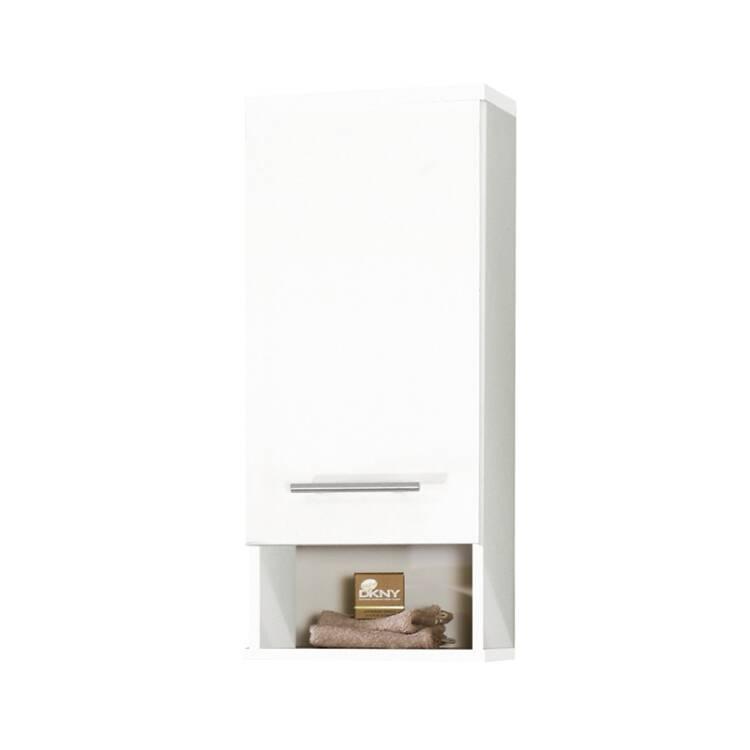 Badezimmer Hängeschrank Anzio 04 Weiß B X H X T Ca 30 3 X 70 8 X 20