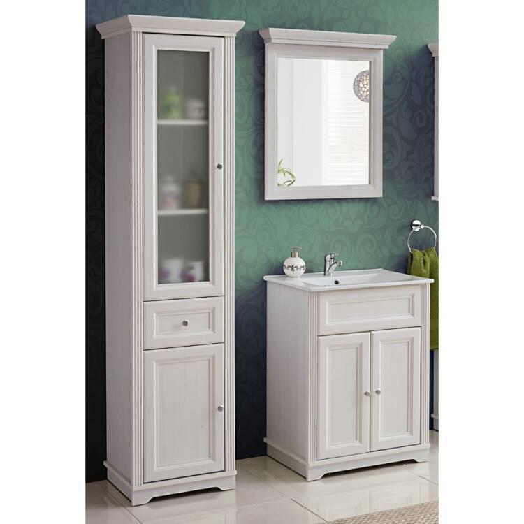 bad m bel set inkl 60 cm keramik waschbecken celaya. Black Bedroom Furniture Sets. Home Design Ideas