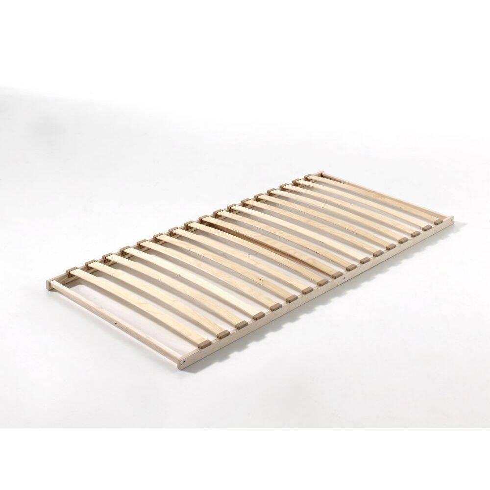 Lattenrost mit 17 Schichtholzfederleisten für Betten mit Liegefläche 90x200cm BxHxT: 200x6x90cm
