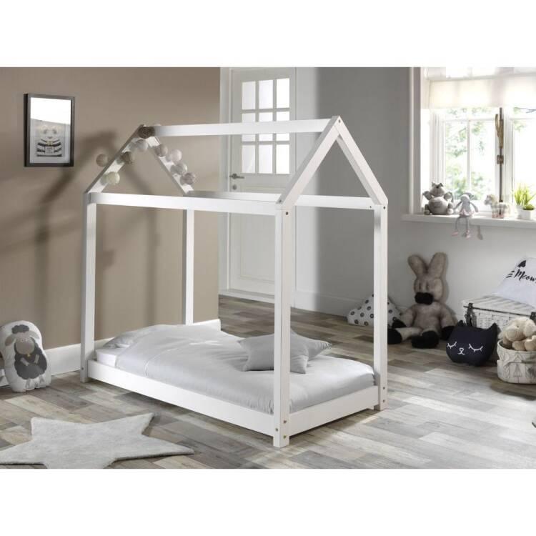 Kinderzimmer Bett In Hausform Hausbett Hayn 12 Liegef