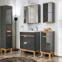 SOLNA-56 bathroom furniture series Assemble now