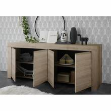 Geräumiges Sideboard FARUM-63 in Eiche Cadiz Nb. moderner...