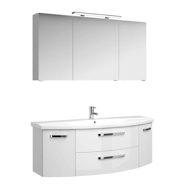 Waschplatz Fur Das Badezimmer Fes 4010 66 In Weiss Gl