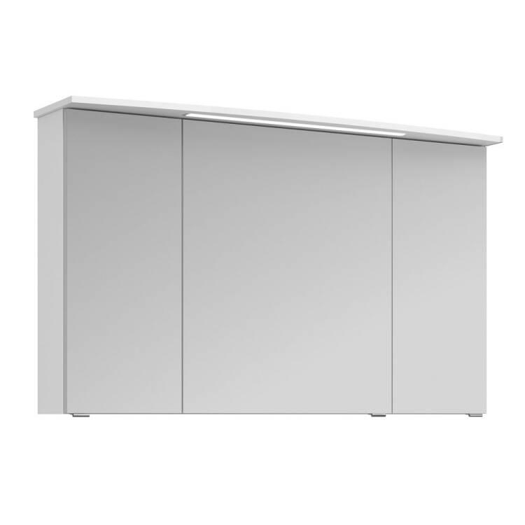Badezimmer Spiegelschrank 3-türig FES-4010-66 mit Kor