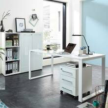 Configure office furniture from the MONTERO-01 series...