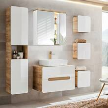 bathroom furniture series LUTON-56, assemble now