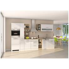 Complete kitchen 340 cm white MARANELLO-03 incl....