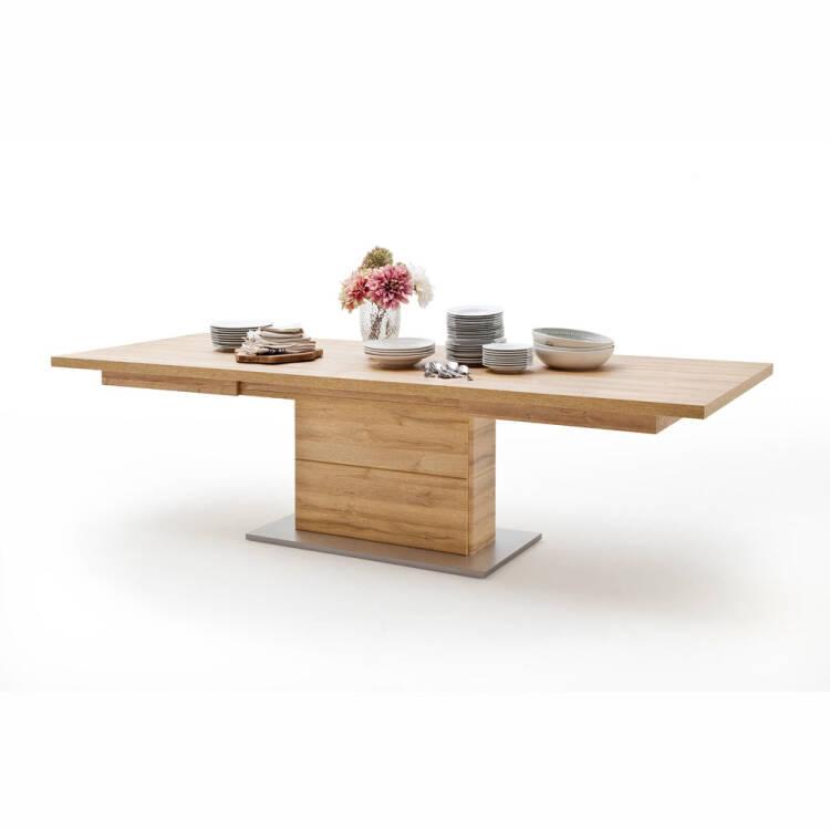 Esstisch Ferrol 05 Esszimmer Tisch Ausziehbar Auf 220cm In Grandson