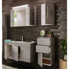 Bathroom washstand 100cm TABRIS-02 - in concrete look...