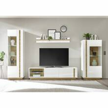Living room set with sideboard & coffee table CELLE-61 in...