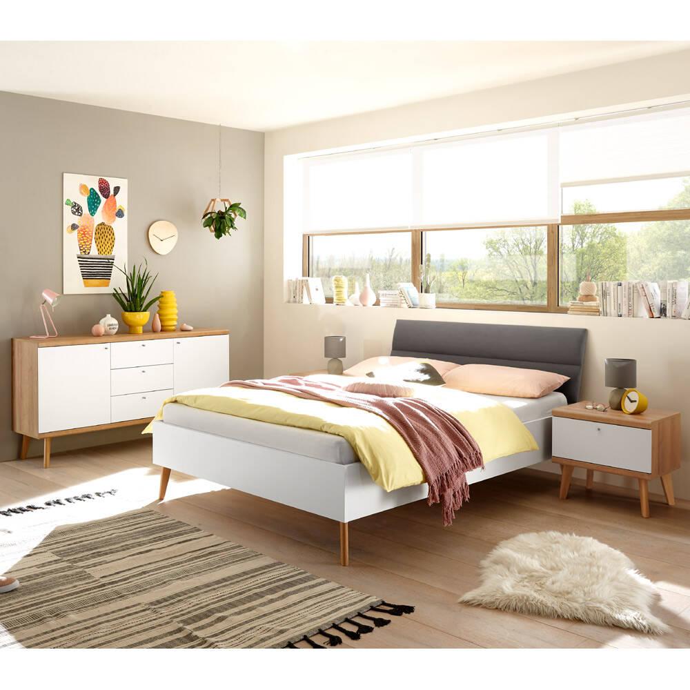 Schlafzimmer Jugendzimmer Set 3 Teilig Mainz 61 Im Skandinavien Design