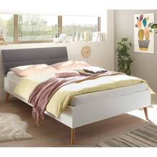 Complete set bedroom youth room MAINZ-61 in oak Riviera,...