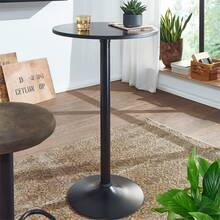 Party table bistro table 100 cm high W / H / D approx....