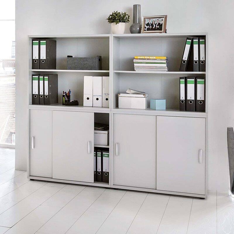 b rom bel aktenschrank regal set typ. Black Bedroom Furniture Sets. Home Design Ideas