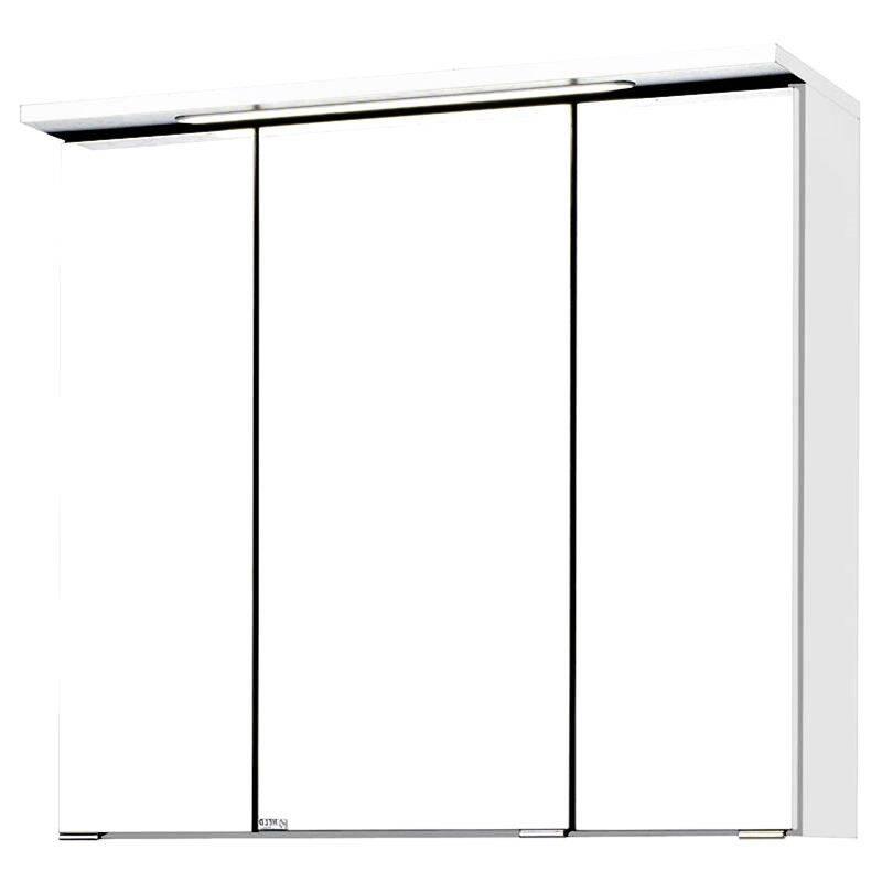 Spiegelschrank PADUA-03 weiß, LED, 70cm