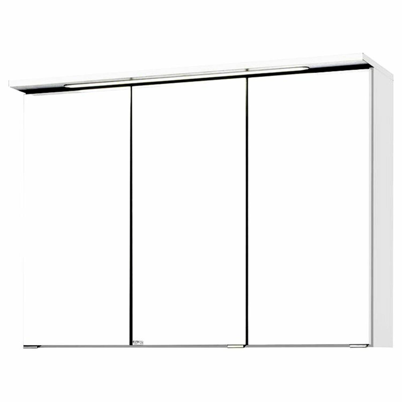 Spiegelschrank PADUA-03 weiß, LED, 90cm