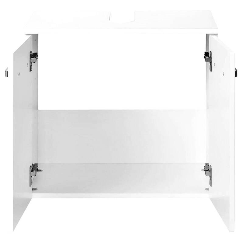 waschbeckenunterschrank padua 03 hochglanz wei. Black Bedroom Furniture Sets. Home Design Ideas